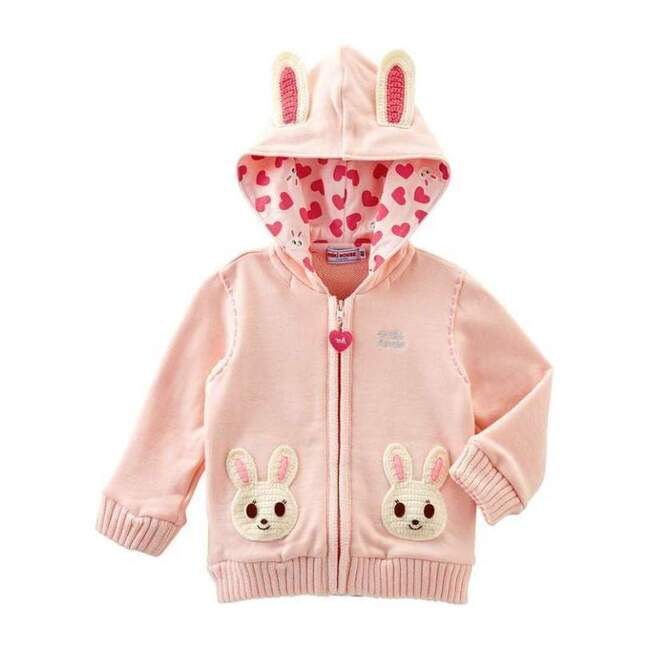 Pink Bunny Parka
