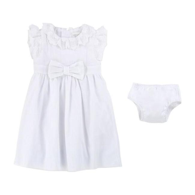 Dress Set, White