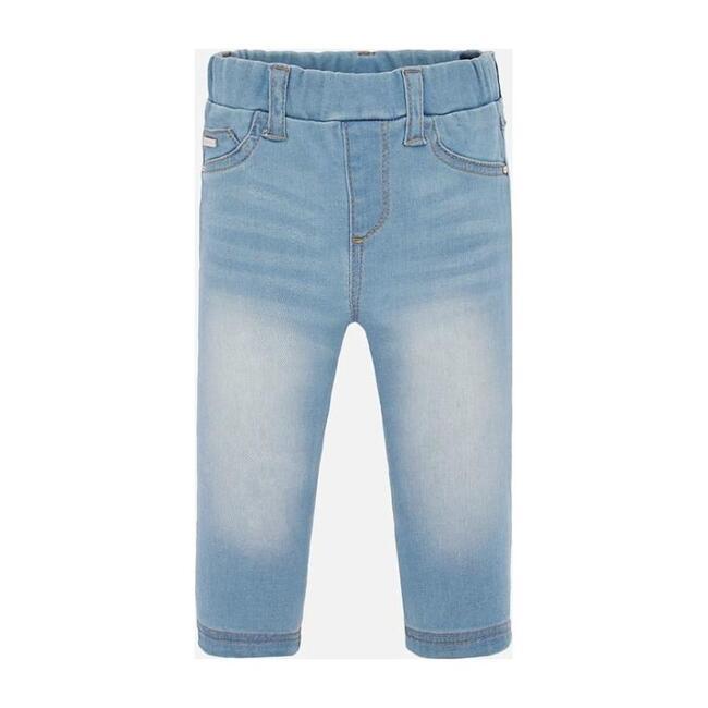 Bleached Pants, Blue