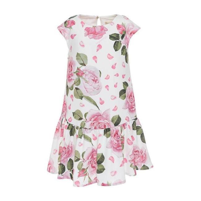 Rose Petal Dress, Pink
