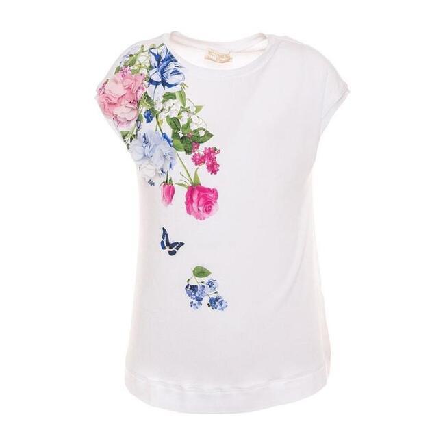 Floral Short Sleeve Shirt