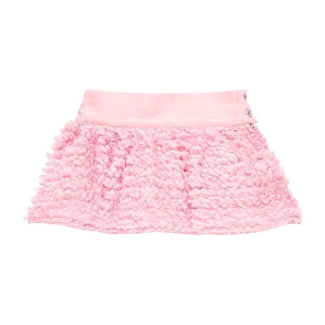 Ruffle Skirt, Pink