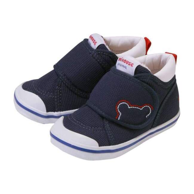 Navy Running Shoes