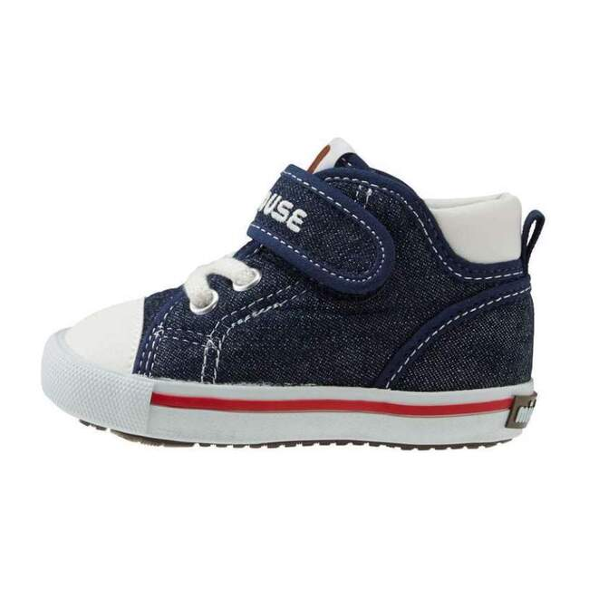 Strap Shoes, Navy