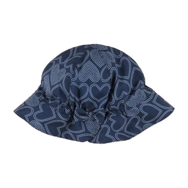 Heart Hat, Navy