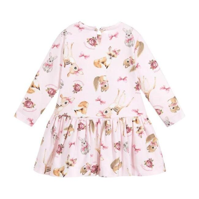 Woodland Dress, Pink