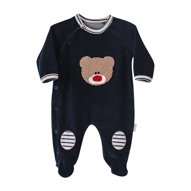 Bear Bodysuit, Navy