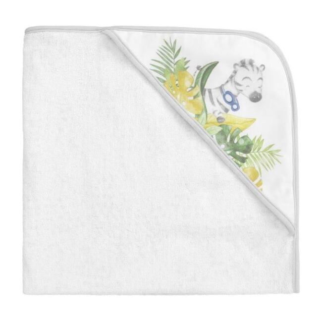Baby Towel, Gray