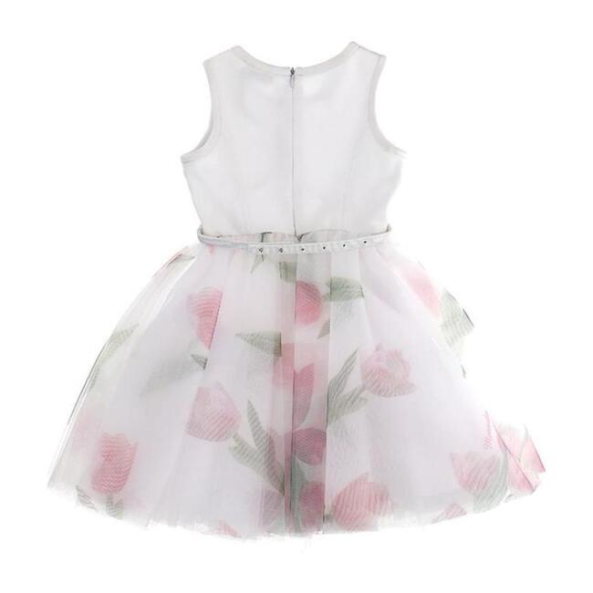 Bianco Caramella Dress, White