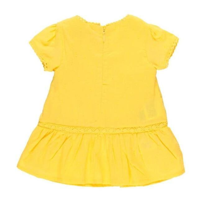 Mimosa Dress, Yellow