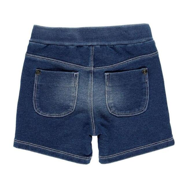 Fleece Shorts, Blue
