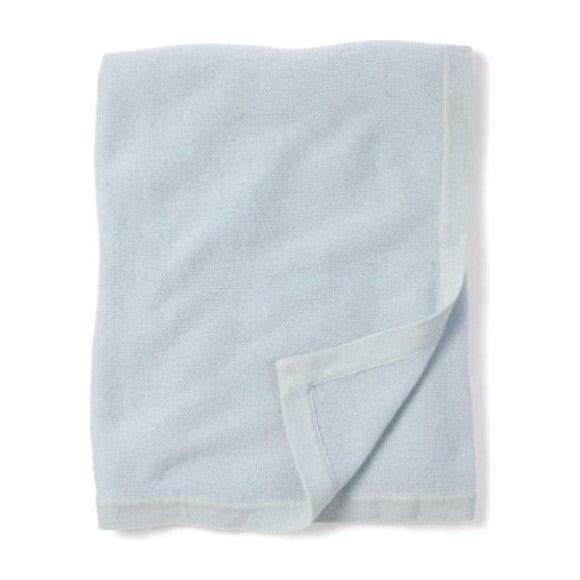 Cashmere Baby Blanket, Indigo