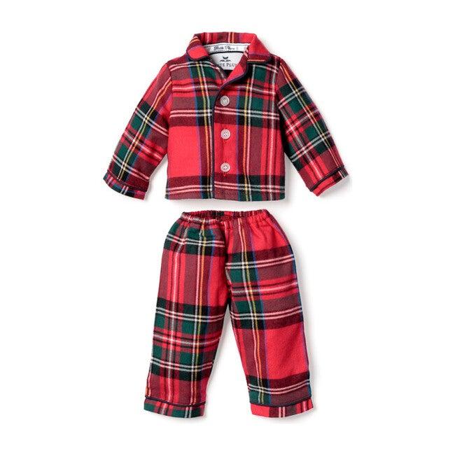 Doll Pajama Set, Imperial Tartan