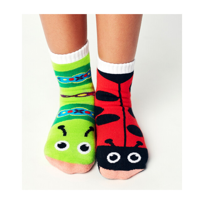 Mismatched Toddler Besties Socks, 3 Pair Bundle