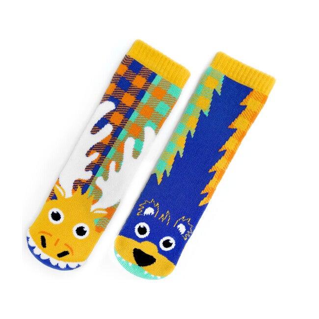 Moose & Bear, Mismatched Socks Set