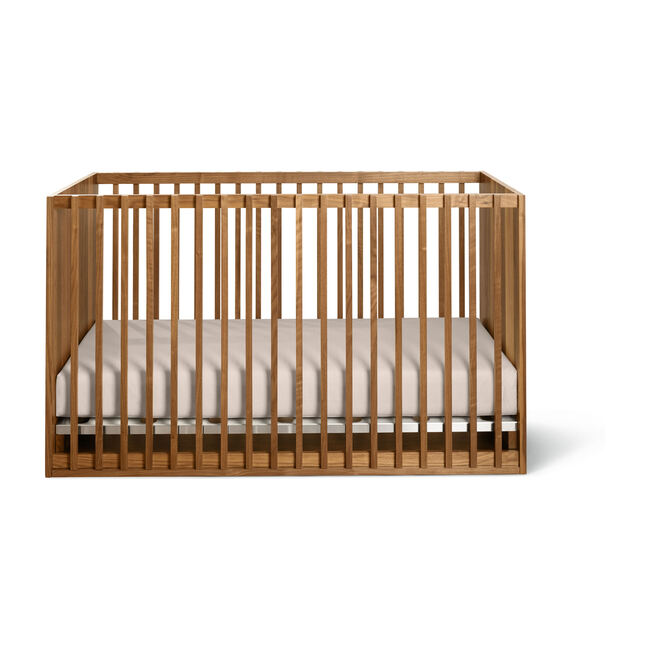 Normandy Crib, Walnut