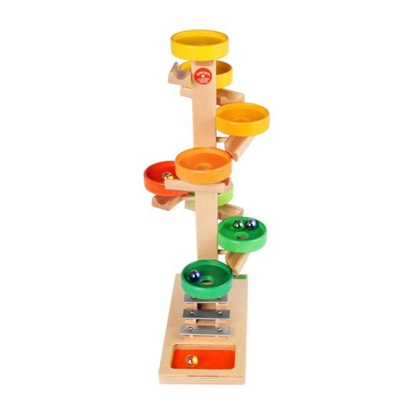 Marble Rolling Tower