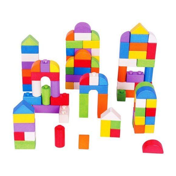 100 Piece Click Blocks, Multi
