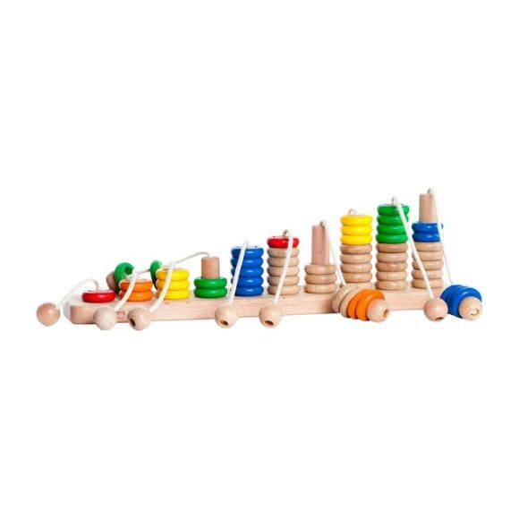 Rope Abacus