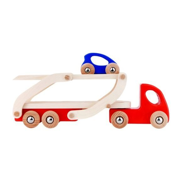 Eco Auto Transporter Set, Multi