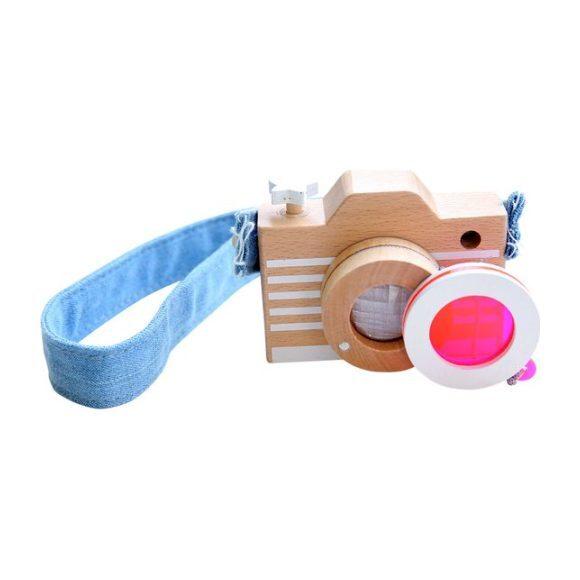 Pink Lens Hapista Camera