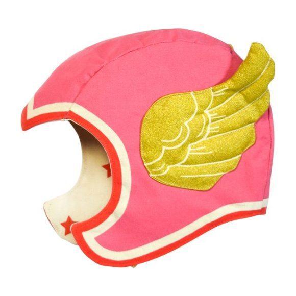 Flying Super Hero Hat, Pink