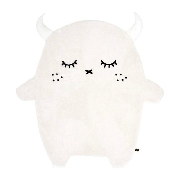 Ricepuffy Blanket, White