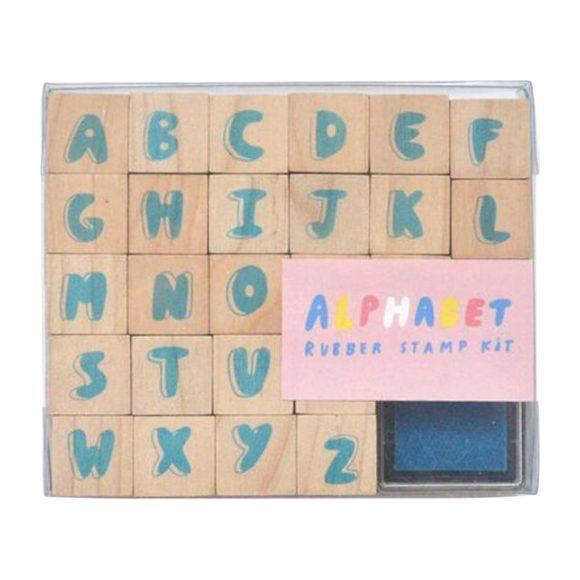 Alphabet Stamp Set - Arts & Crafts - 1