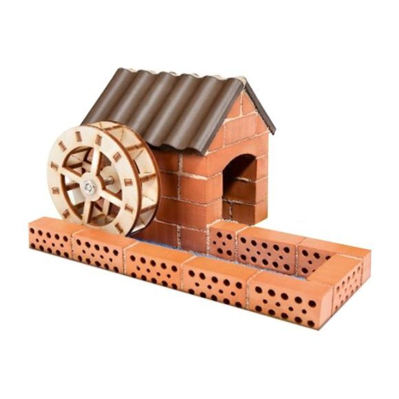 Watermill Brick Building Set