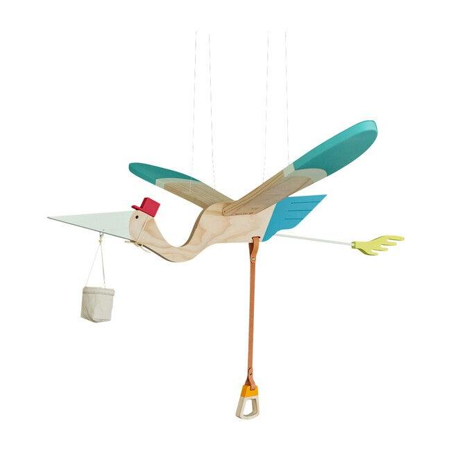 Pelican Mobile, Blue - Mobiles - 1