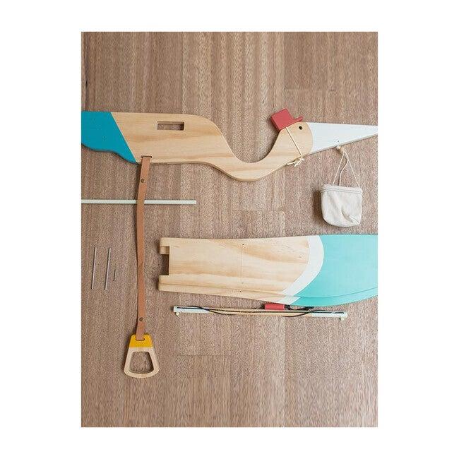 Pelican Mobile, Blue