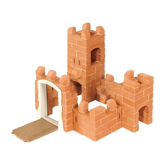 Small Castle Brick Building set