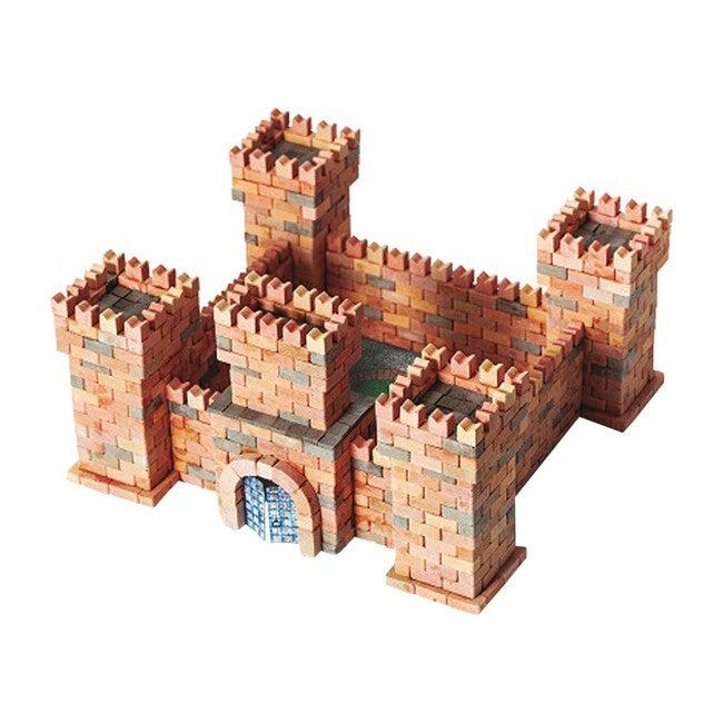 Dragon's Castle Brick & Mortar Construction Set