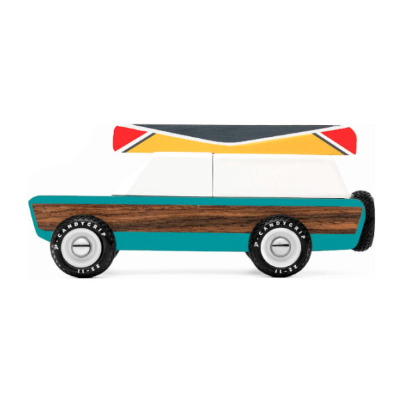 Pioneer Aspen Canoe Wagon