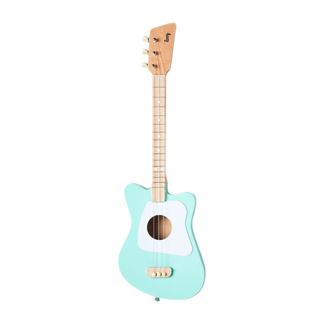 Mini 3-String Guitar, Green