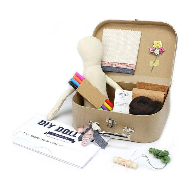 DIY Doll Kit, Talking Heads
