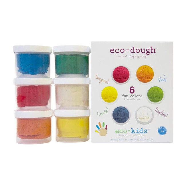 Eco-Dough - Arts & Crafts - 0