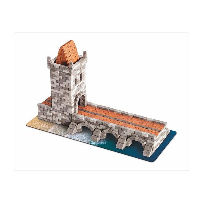 Bridge Brick & Mortar Construction Set