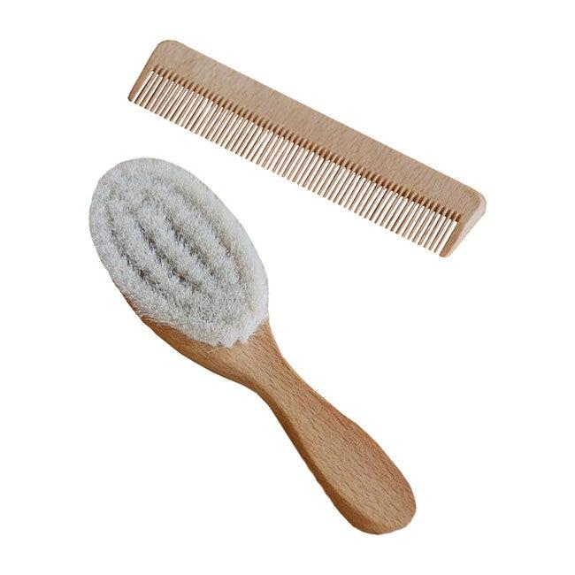Baby Brush + Comb Set