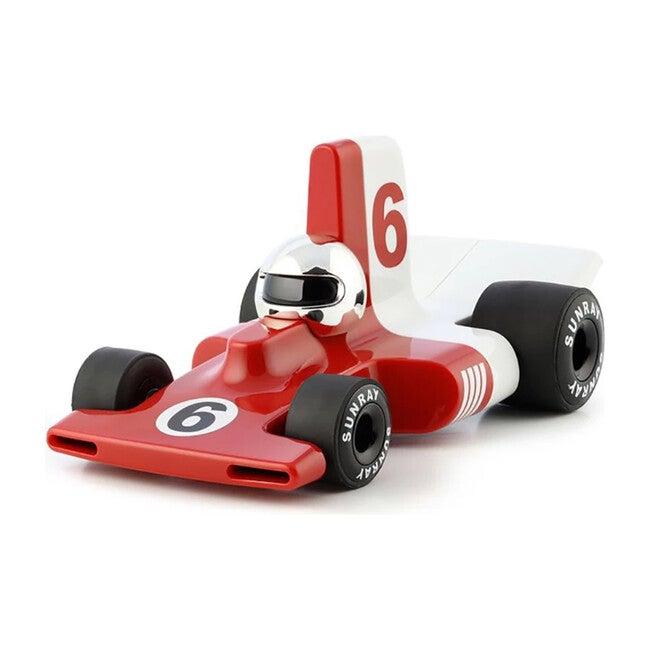 Velocita Race Car, Red
