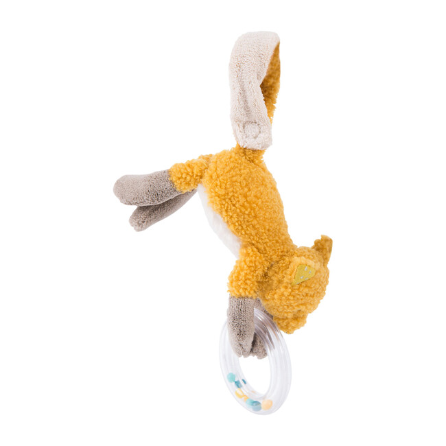 Chaussette The Fox Bead Rattle