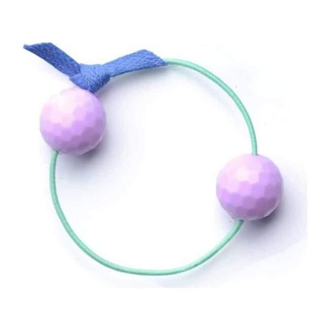 Bubbles Hair Tie, Lavender