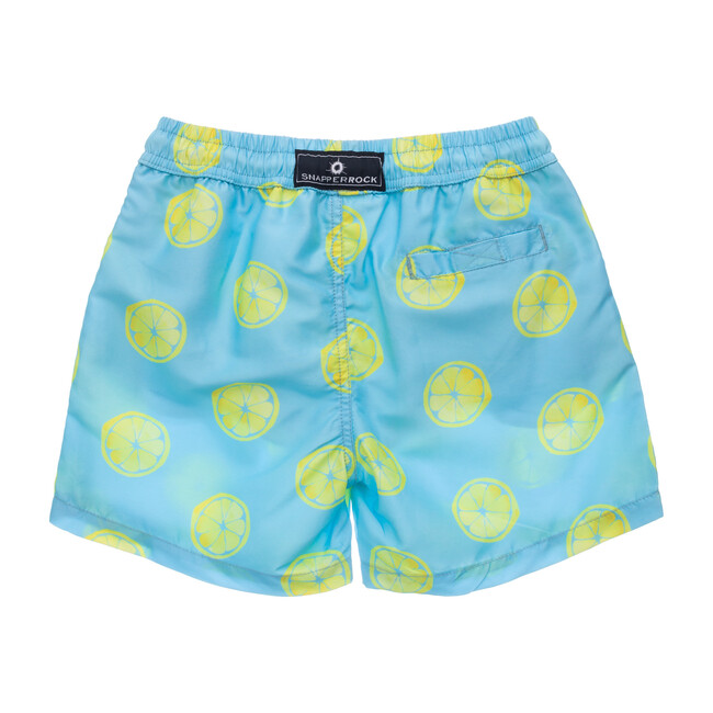 Lemon Slice Volley Board Short