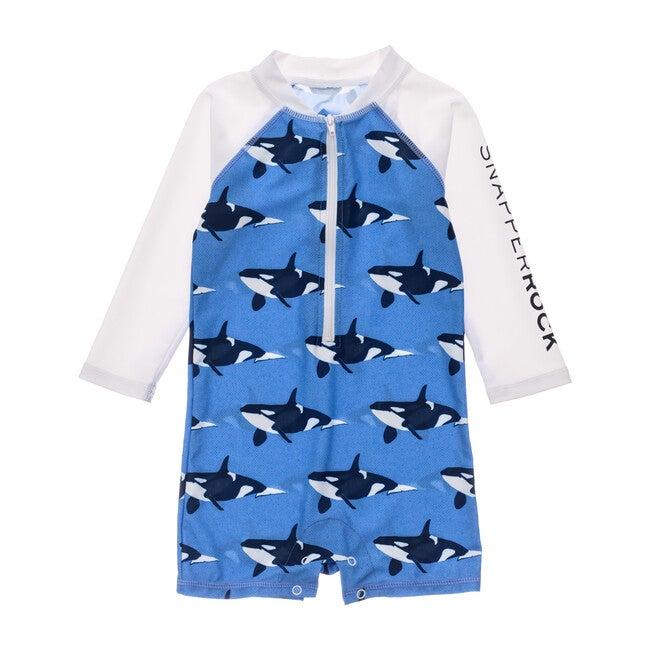 Orca Ocean Long Sleeve Swimsuit