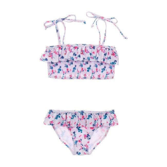 Pretty Petals Shoulder Tie Bikini