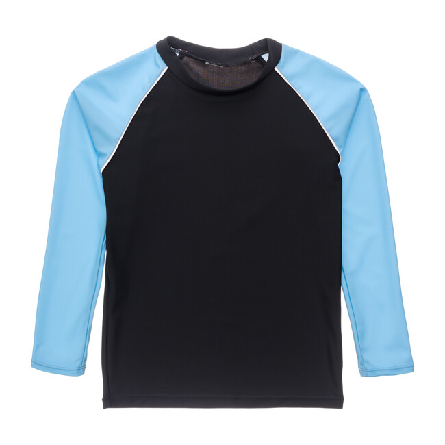 Slate Lt Blue Sleeve Long Sleeve Rash Top