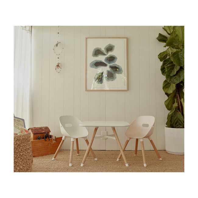 The Play Chair (Set of 2), Coconut