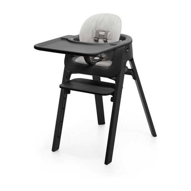 Stokke® Steps™ High Chair Complete, Black
