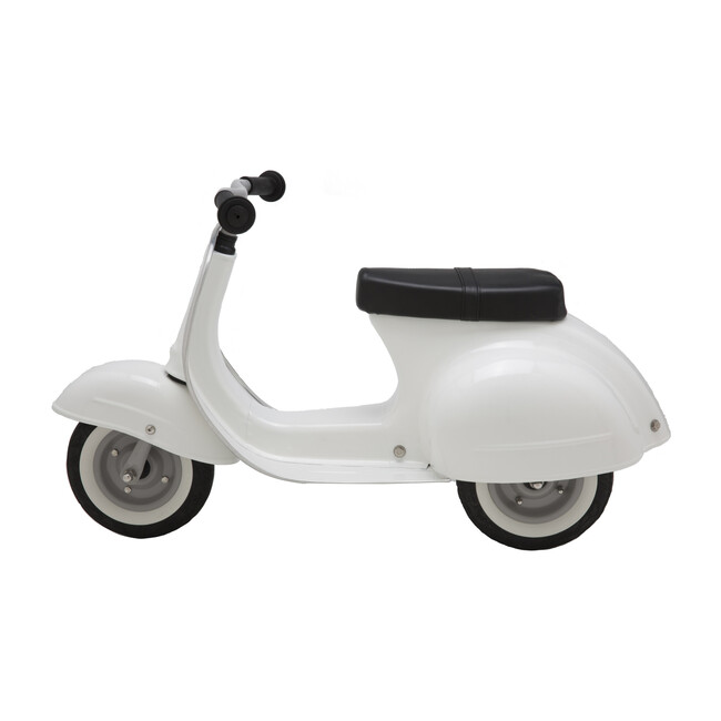 PRIMO Ride On Toy Special, White