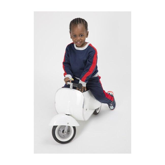 PRIMO Ride On Toy Special, White